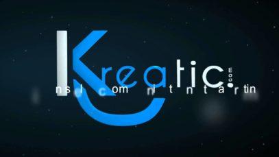 Animation de logo