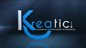 Animation logo KREATIC